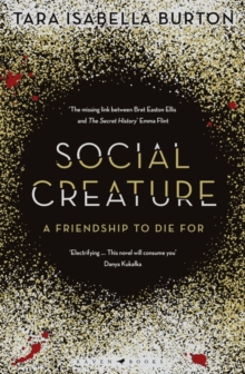 Social Creature : 'Meet your new one-sitting read' (Red), Hardback Book