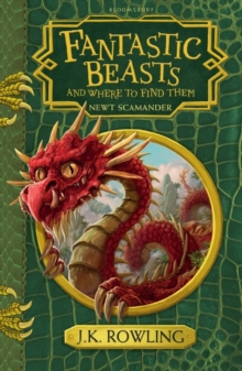 Fantastic Beasts and Where to Find Them : Hogwarts Library Book, Paperback Book