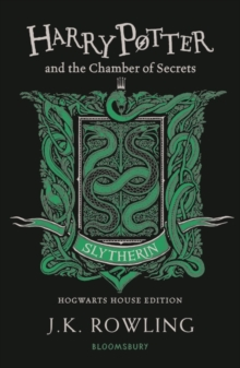 Harry Potter and the Chamber of Secrets - Slytherin Edition, Paperback / softback Book