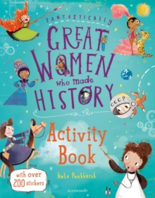 Fantastically Great Women Who Made History Activity Book, Paperback Book