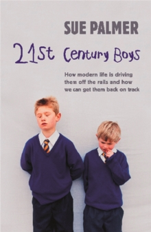 21st Century Boys : How Modern life is driving them off the rails and how we can get them back on track, Paperback / softback Book