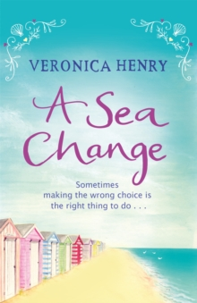A Sea Change, Paperback Book