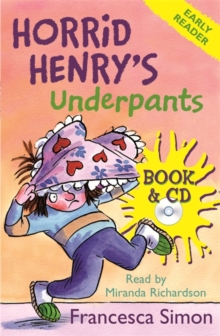 Horrid Henry's Underpants, Mixed media product Book