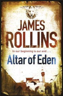 Altar of Eden, Paperback Book