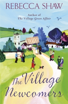 The Village Newcomers, Paperback Book