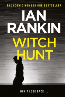 Witch Hunt, Paperback Book