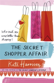The Secret Shopper Affair, Paperback Book