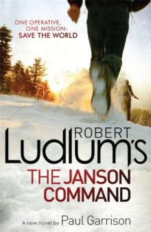 Robert Ludlum's The Janson Command, Paperback Book