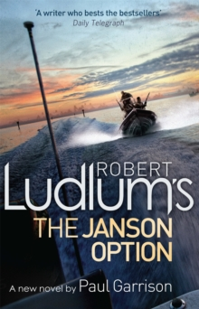 Robert Ludlum's The Janson Option, Paperback Book