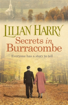 Secrets in Burracombe, Paperback Book