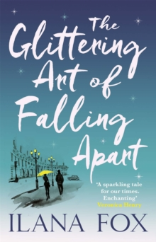The Glittering Art of Falling Apart, Paperback Book