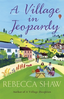 A Village in Jeopardy, Paperback Book