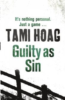 Guilty As Sin, Paperback Book