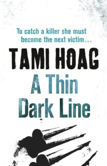 A Thin Dark Line, Paperback Book