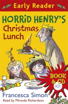 Horrid Henry Early Reader: Horrid Henry's Christmas Lunch : Book 29, Mixed media product Book
