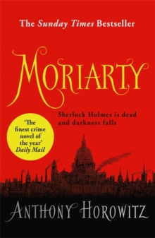 Moriarty, Paperback / softback Book