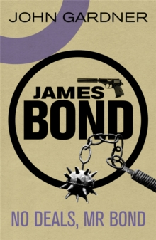 No Deals, Mr. Bond, Paperback Book
