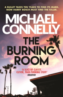 The Burning Room, Paperback / softback Book