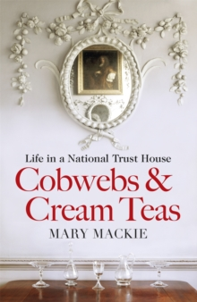 Cobwebs and Cream Teas, Paperback Book