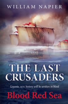 The Last Crusaders: Blood Red Sea, Paperback Book