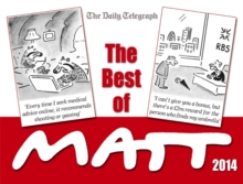The Best of Matt 2014, Paperback Book