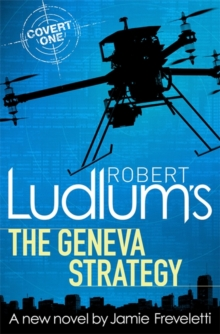 Robert Ludlum's The Geneva Strategy, Hardback Book