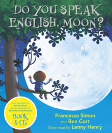 Do You Speak English, Moon?, Mixed media product Book