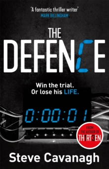The Defence : Eddie Flynn Book 1, Paperback Book