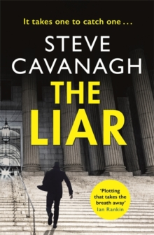 The Liar : Eddie Flynn Book 3, Paperback / softback Book