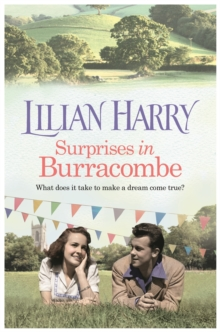 Surprises in Burracombe, Hardback Book