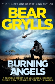 Burning Angels, Paperback Book