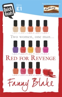 Red for Revenge, Paperback Book