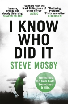 I Know Who Did it, Paperback Book