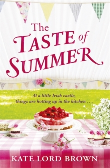 The Taste of Summer, Paperback / softback Book