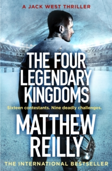 The Four Legendary Kingdoms, Paperback / softback Book
