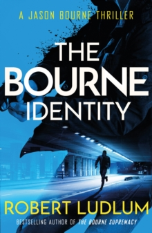The Bourne Identity, Paperback / softback Book
