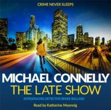 The Late Show, CD-Audio Book