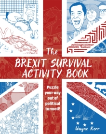 The Brexit Survival Activity Book, Paperback / softback Book