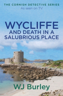 Wycliffe and Death in a Salubrious Place, Paperback Book