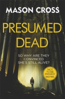 Presumed Dead : Carter Blake Book 5, Paperback Book