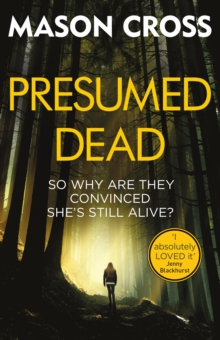 Presumed Dead : Carter Blake Book 5, EPUB eBook