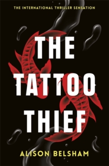 The Tattoo Thief, Paperback Book