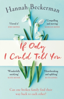 If Only I Could Tell You : A hopeful, heartbreaking story of family secrets, EPUB eBook