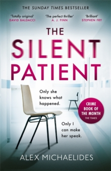 The Silent Patient, Hardback Book