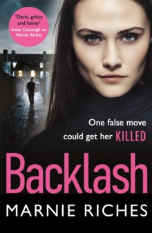 Backlash : the gripping new crime thriller that will keep you on the edge of your seat, Paperback / softback Book