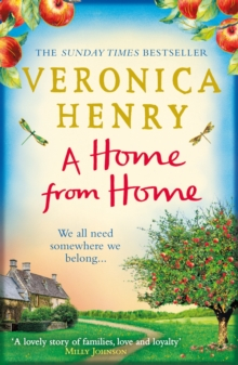 A Home From Home : Curl up with the heartwarming new novel from bestselling author Veronica Henry, EPUB eBook