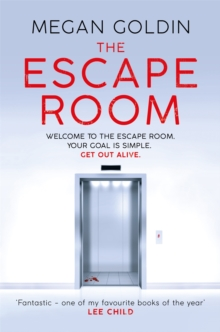 The Escape Room : 'One of my favourite books of the year' LEE CHILD, Paperback / softback Book