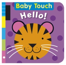 Baby Touch: Hello! Buggy Book, Board book Book