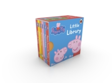 Peppa Pig: Little Library, Board book Book