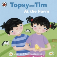 Topsy and Tim: At the Farm, Paperback Book